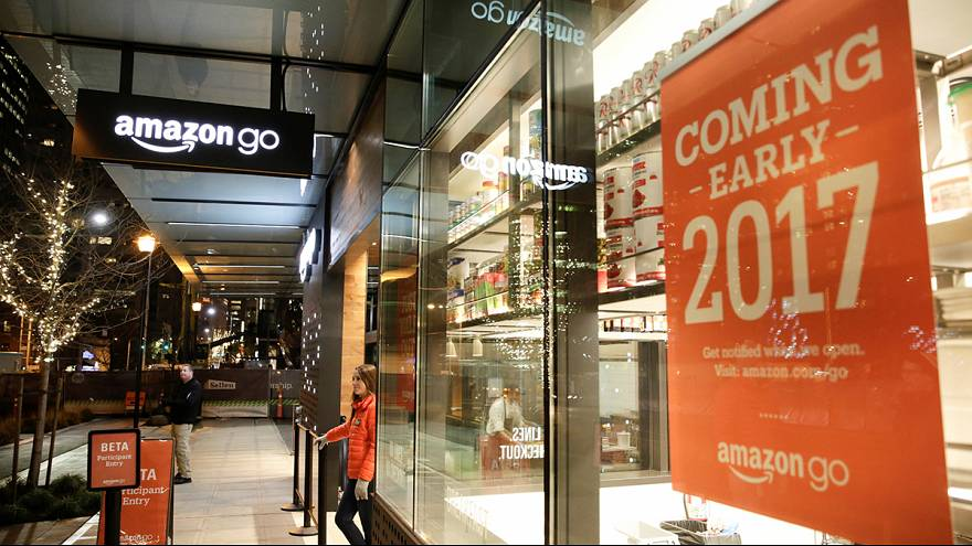 Amazon Go, il supermercato senza cassieri