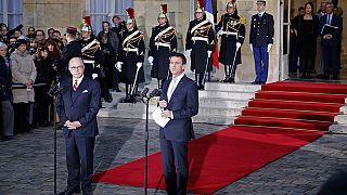 Cazeneuve führt neue Regierung in Frankreich