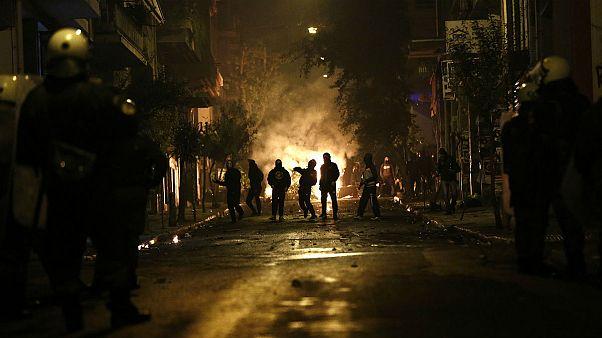 Ελλάδα: Σοβαρά επεισόδια στα Εξάρχεια