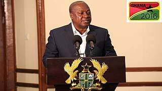 Ghana shall pass this test with distinction - President Mahama addresses nation