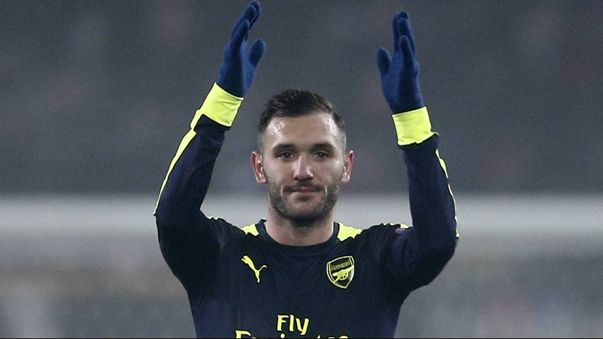 Champions League: Perez hits a hat-trick as Arsenal win group