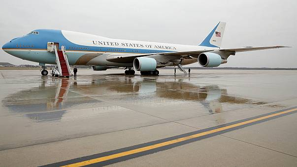 Trump quer anular encomenda de novo Air Force One