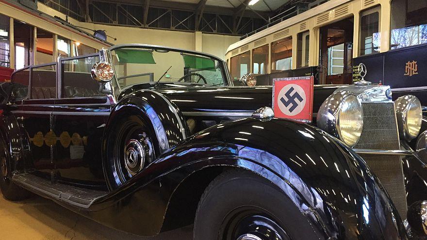 [Vidéo 360°] Montez dans une Mercedes de Hitler!