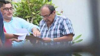 Bolívia detém diretor da companhia Lamia na investigação à queda do avião do Chapecoense