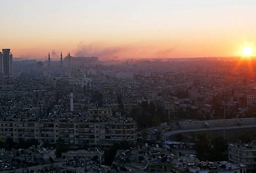 """Aleppo: Syrian army """"seizes all of Old City"""""""