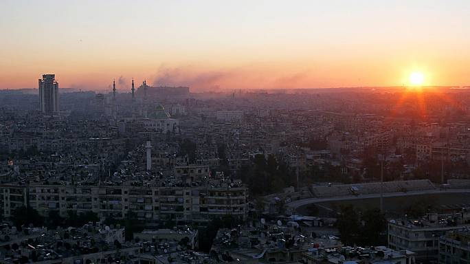 Rejim güçleri Halep'in Eski Kent semtini ele geçirdi