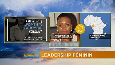 Women in leadership [The Morning Call]