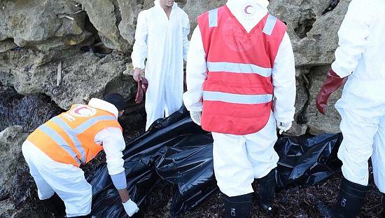Libye : 11 cadavres de migrants retrouvés à l'Est de Tripoli [no comment]