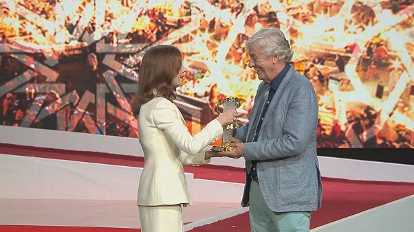 Marrakech : double hommage Isabelle Huppert et Paul Verhoven