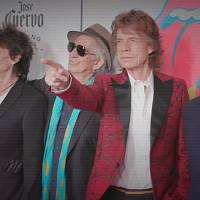 "The Rolling Stones are back with the album ""Blue & Lonesome"""