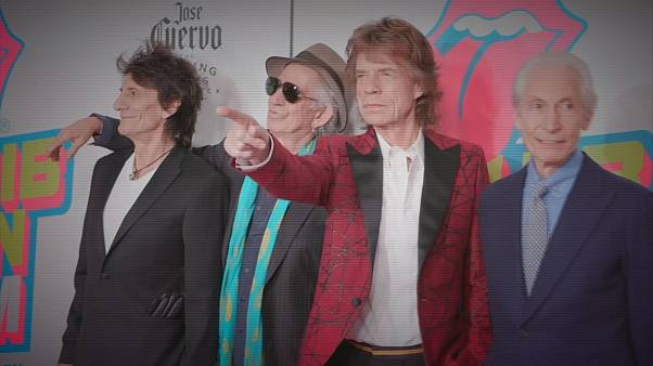 """Blue & Lonesome"" dagli eterni Rolling Stones"