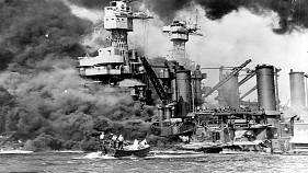 US honours Pearl Harbor victims - 75 years on