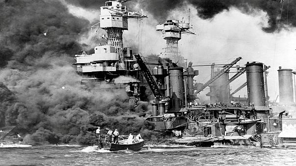 ABD, Pearl Harbor Saldırısı kurbanlarını anıyor