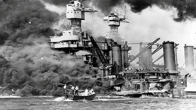 Pearl Harbour foi há 75 anos