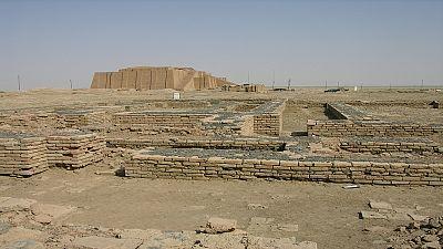 En Irak, la ville antique de Nimrod détruite par Daesh