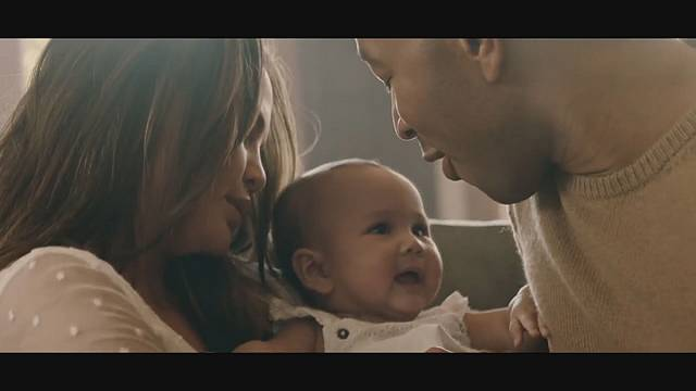 "John Legend: ""Liebe lässt uns alles überstehen"""