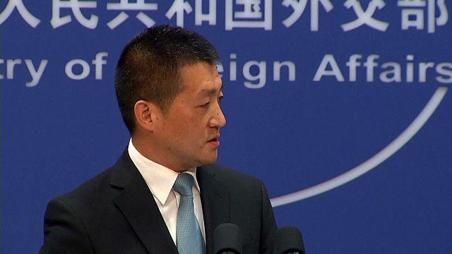 China se interpone entre Taiwán y EE. UU.