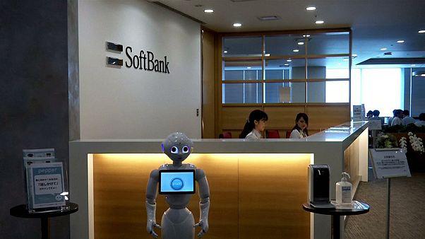 Softbank shares soar on US $50-bn investment pledge