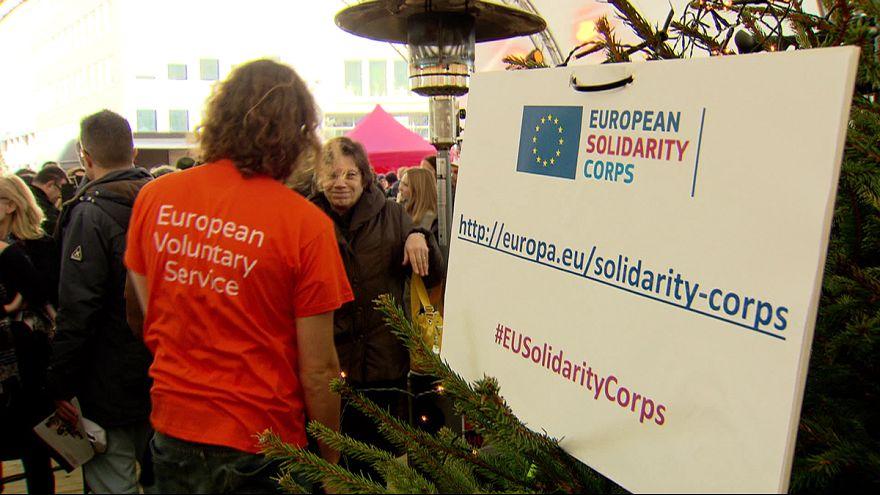 Corpo Europeu de Solidariedade quer atrair 100 mil jovens