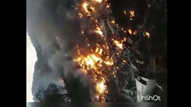 Paquistão: Avião despenhou-se com mais de 40 pessoas a bordo