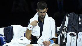 Novak Djokovic se sépare de Boris Becker