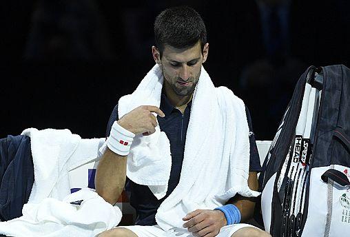 Novak Djokovic e Boris Becker terminam parceria