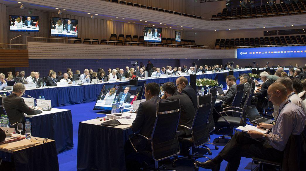 Financiar o futuro da Europa no Espaço
