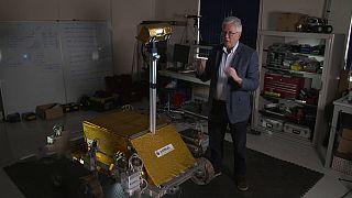 Una telecamera per cercare la vita su Marte