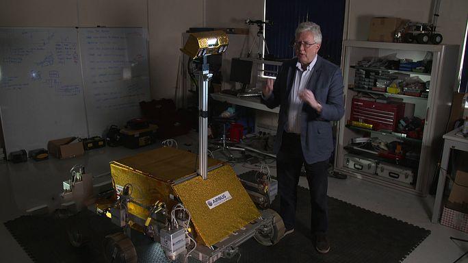 Mit Rover auf Suche nach Leben auf dem Mars