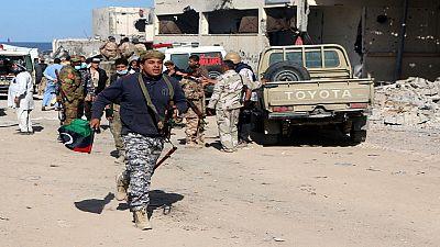 Libye : Syrte reprise à l'État Islamique