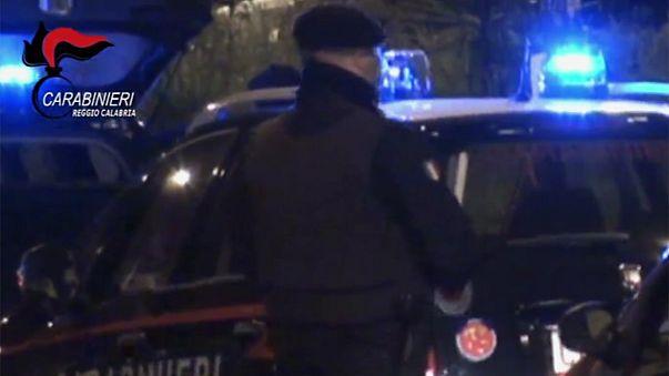 Schlag gegen Mafia in Kalabrien