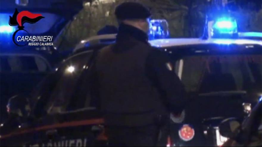Calabria mayor among 14 held in Italy anti-mafia sting