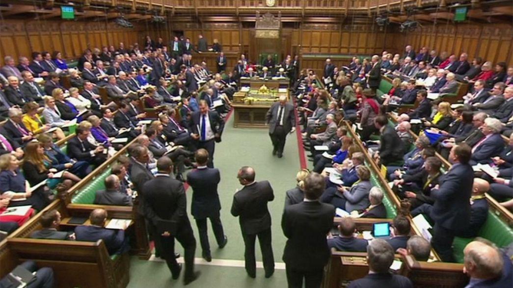 البرلمان البريطاني يوافق على الجدول الزمني لمغادرة الاتحاد الأوروبي