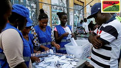 'All went well' in Ghana, but polls boycott and vote delay at some centres