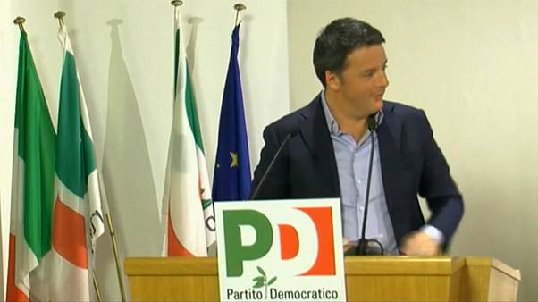 Italy's PM Renzi resigns, opening up speculation on the new government