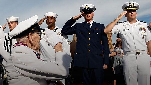 75 ans après l'attaque de Pearl Harbor, les États-unis se souviennent