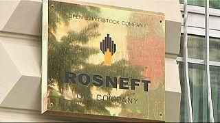 بيع 19.5 % من حصة روزنفط الروسية