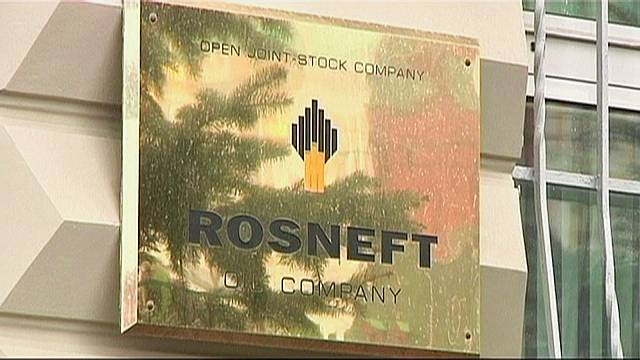 Russia sells share in country's largest oil company