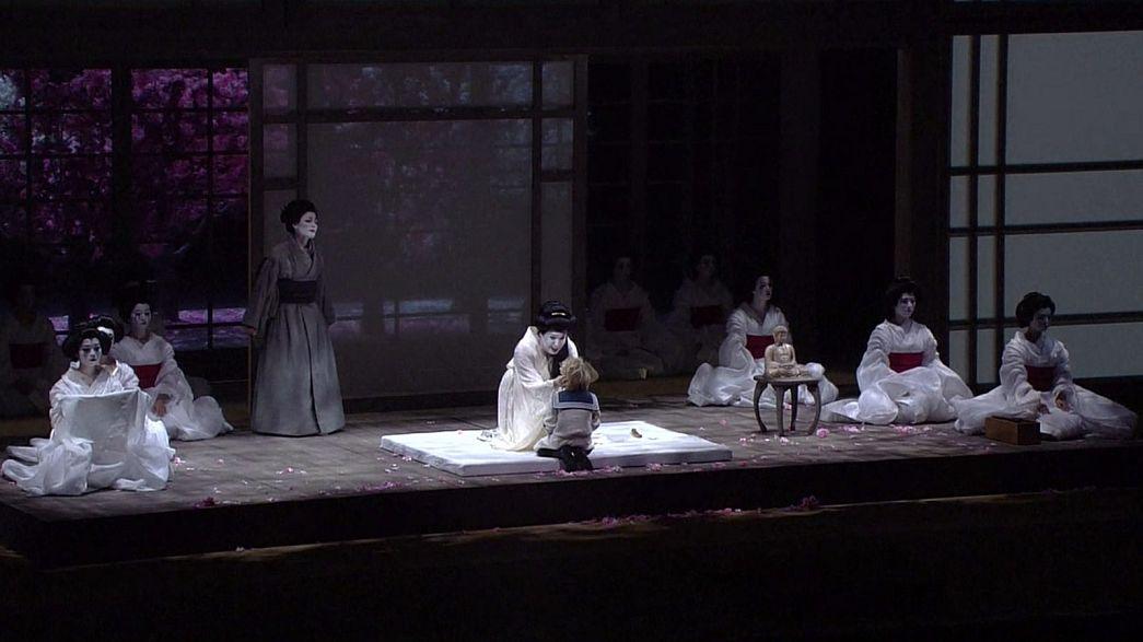 """La versión original de """"Madame Butterfly"""" vuelve a la Scala de Milán 112 años después"""