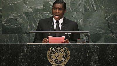 UN top court lacks jurisdiction to halt Equatorial Guinea veep's France trial