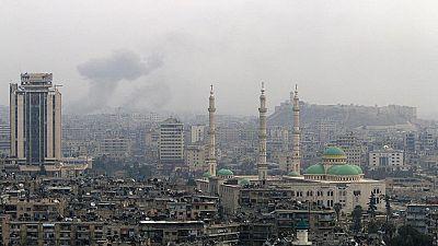 Syrian army inspects Aleppo