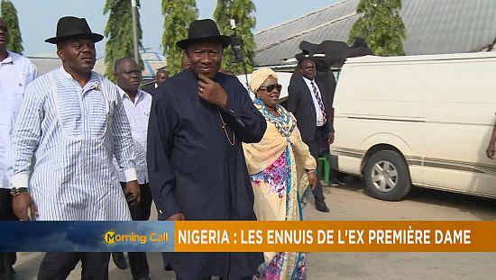 Nigeria: l'épouse de Goddluck Jonathan impliquée dans une affaire de corruption