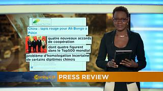 Press Review of December 8, 2016 [The Morning Call]