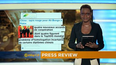 Press Review of December 9, 2016 [The Morning Call]