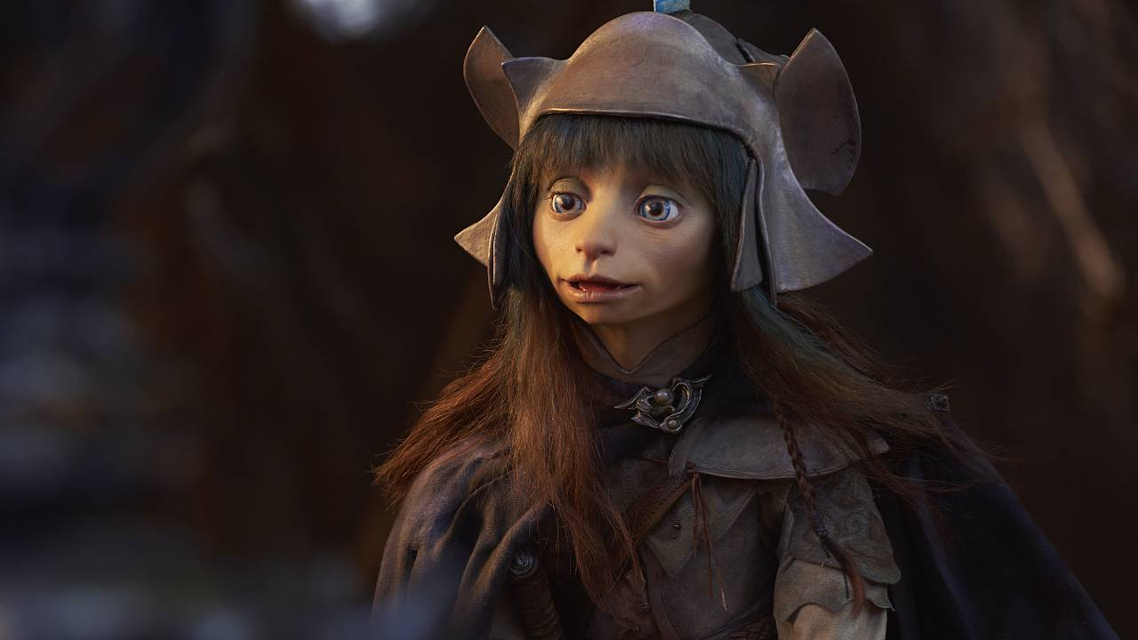 "Image: Rian in ""The Dark Crystal: Age of Resistance"" is voiced by actor Tar"