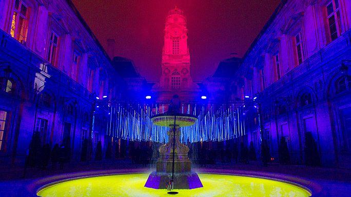 Vuelve a Lyon la anual Fiesta de las Luces