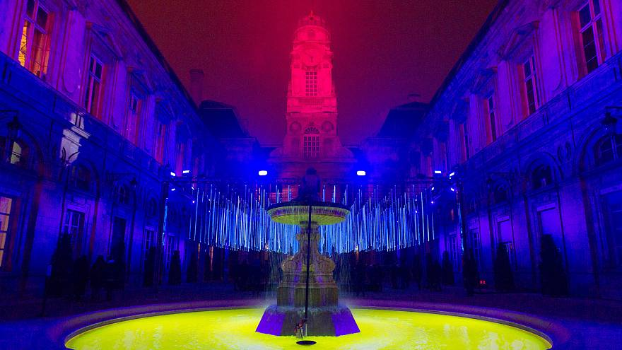 Lyon to burst into light, under heightened security, for 2016 Fête des Lumières