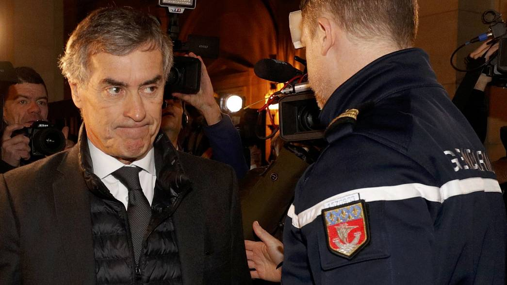 К 3 годам тюрьмы приговорён экс-министр финансов Франции
