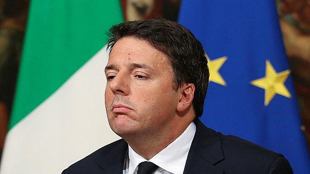 Politische Ungewissheit nach Renzi-Rücktritt