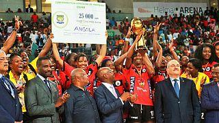 CAN féminine 2016 de handball : l'Angola remporte le titre, le Sénégal disqualifié